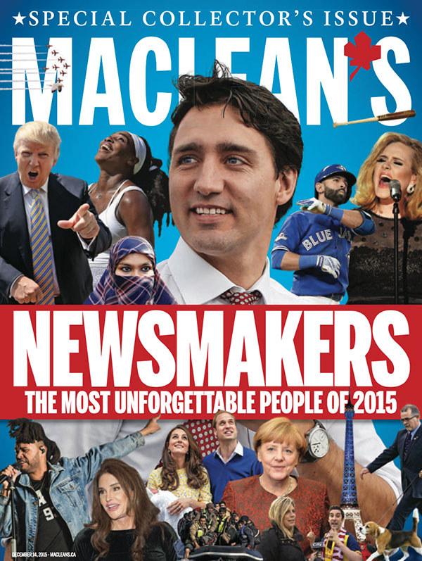 NewsMakers 2015